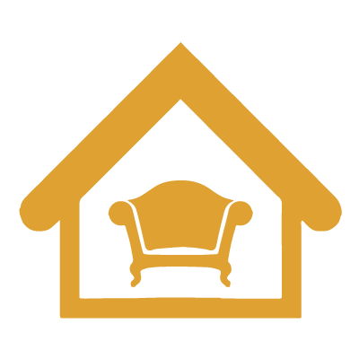 sa maison
